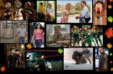 2009 Fall Movie Preview